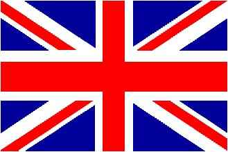 English flag for English version of website